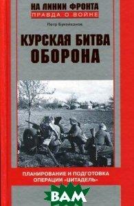 Курская битва. Оборона. Планирование и подготовка операции Цитадель . 1943.