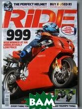 Журнал Ride  September 2008 купить