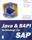 Java and BAPI Technology for SAP 