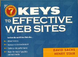 The Seven Keys to Effective Web Sites  David Sachs, Henry Stair купить