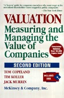 Valuation: Measuring and Managing the Value of Companies, 2rd Edition 