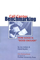 Call Center Benchmarking (Deciding If Good Is Enough) 