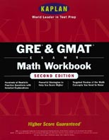 Gre/Gmat : Math Workbook (Gre/Gmat Math Workbook (Kaplan)) 