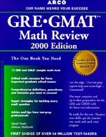 Arco Gre Gmat Math Review (Gre Gmat Math Review, 6th Ed) 