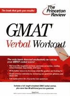 Verbal Workout for the Gmat (Princeton Review Series) 