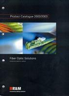 Fiber Optic Solutions. Fiber, platforms, systems. Product Catalogue 2002/2003   купить