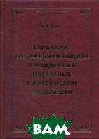 Гарантии, социальная защита и поддержка населения в Российской Федерации  Гейц И.В.  купить