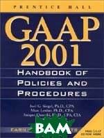 Gaap 2001 : Handbook of Policies and Procedures (Gaap Handbook of Policies and Procedures, 2001) 