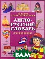 Большой иллюстрированный англо-русский словарь для школьника   купить