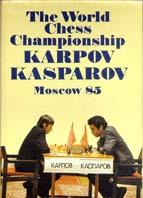 The World Chess Championship. Karpov-Kasparov. Moscow 85   купить