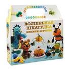 Волшебная шкатулка книжек-игрушек (коробка)   купить