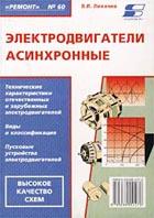Электродвигатели асинхронные Серия: Ремонт (вып. 60)  Лихачев В.Л. купить