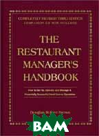 The Restaurant Manager's Handbook: How to Set Up, Operate, and Manage a Financially Successful Food Service Operation 4th Edition - With Companion CD-ROM (Hardcover) 