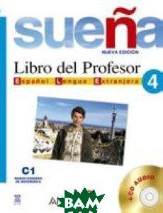 Suena 4. Libro del Profesor (+ Audio CD)
