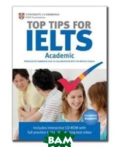 Top Tips for IELTS Academic (+ CD-ROM)