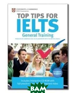 Top Tips for IELTS General Training (+ CD-ROM)