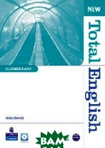 New Total English. Elementary. Workbook without key (+ Audio CD)