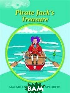 Pirate Jack Looks for Treasure