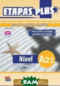 Etapas Plus A2. 1. Intercambios Y Topicos. Libro del alumno