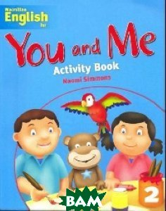 You and Me Activity Book