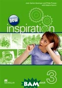 New Edition Inspiration 3. Workbook