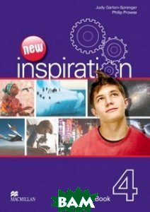 New Edition Inspiration 4. Student`s Book