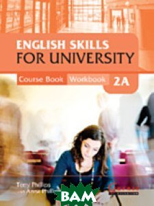 English Skills for University 2A. Combined Course Book and Workbook + 3 CD (+ Audio CD)