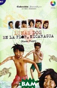 Lunas 2. En la flor Nicaragua (+ Audio CD)