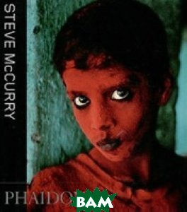 Steve McCurry by Anthony Bannon