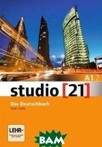Studio 21 A1/2. Kurs- und Uebungsbuch (+ DVD)