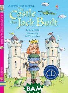 The Castle That Jack Built (+ Audio CD) Usborne