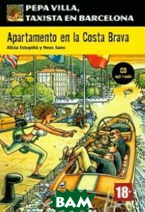 Apartamento en la costa brava (+ Audio CD)