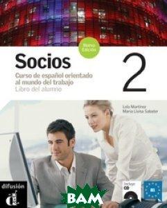 Socios 2. Libro del alumno (+ Audio CD)