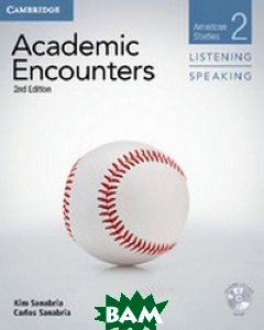 Academic Encounters 2. Student`s Book. Listening and Speaking (+ DVD)