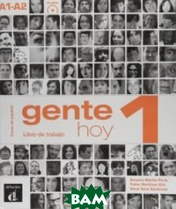 Gente Hoy 1. Libro de trabajos (+ Audio CD)