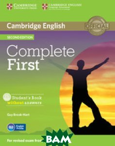 Complete First. Student`s Pack (Student`s Book without Answers with CD-ROM, Workbook without Answers with Audio CD) (+ CD-ROM)