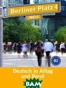Berliner Platz 4 NEU Lehr-und Arbeitsbuch mit (+ Audio CD)