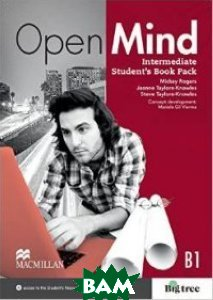 Macmillan Publishers / Open Mind British Edition Intermediate Level Student`s Book Pack