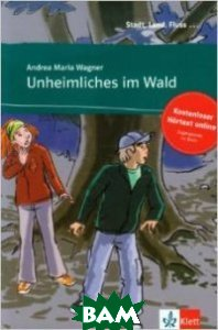 Unheimliches im Wald + Audio-Online