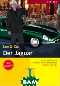 Der Jaguar (Stufe 2) - Buch (+ Audio CD)