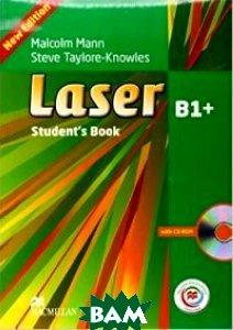 Laser B1+. Student`s Book (+ CD-ROM)