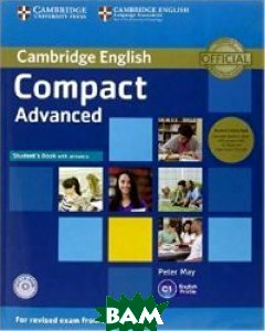 Compact Advanced Student`s Book Pack (+ CD-ROM)