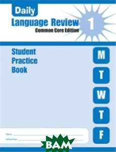Daily Language Review. Student Book, Grade 1