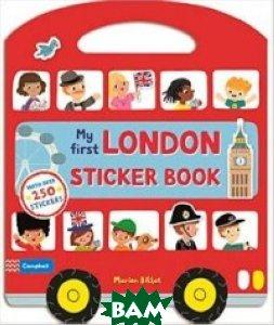 My First London. Sticker Book