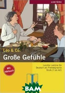 Gro&223;e Gef&252;hle (+ Audio CD)