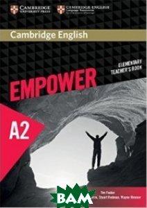 Cambridge English Empower Elementary Teacher`s Book