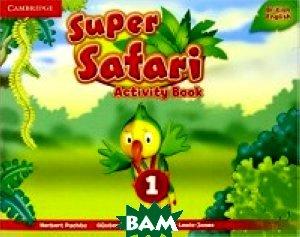Super Safari. Level 1. Activity Book