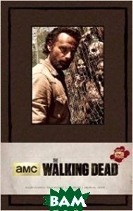 The Walking Dead Hardcover Ruled Journal - Rick Grimes