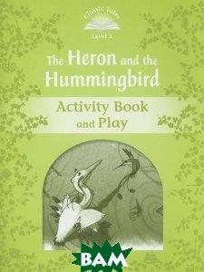 Heron and Hummingbird. Activity Book and Play