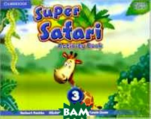 Super Safari. Level 3. Activity Book